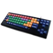 Large Key Lower Case USB Keyboard