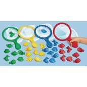 Scoop and Play Fishing - Set of 32