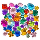Classmates Peel & Stick Acrylic Jewels