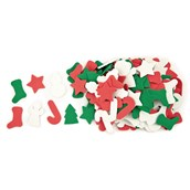 Festive EVA Foam Shapes Pack
