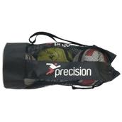 Precision Tubular 3 Ball Bag - Black/White