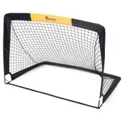 Precision Fold-a-Goal - Black - 122 x 90cm - Pair