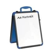 A2 Portrait Folding Wedge – Grey/Blue