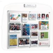 School Achievements Board (Landscape) - W1200 x H900mm