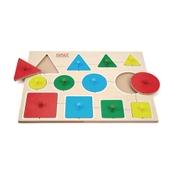 Galt Sequencing Shape Puzzle
