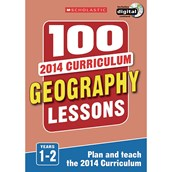 100 Geography Lessons 2014 Curriculum Years 1 - 2