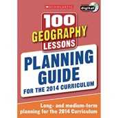 100 Geography Lessons 2014 Curriculum Planning Guide