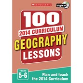 100 Geography Lessons 2014 Curriculum Years 5 - 6