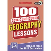100 Geography Lessons 2014 Curriculum Years 3 - 4