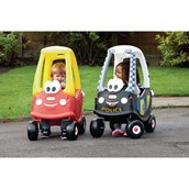 Little Tikes Cozy Coupe and Police Car Special Offer
