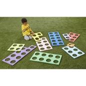 Numicon® Large Foam Shapes