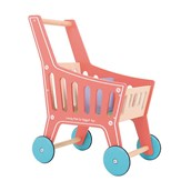 Bigjigs Wooden Shopping Trolley