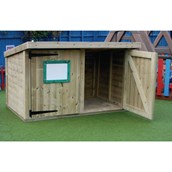 Play Storage Shed
