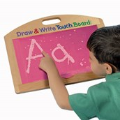 Draw and Write Touch Board