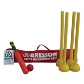 Aresson Mini Rounders Set - Red/Yellow