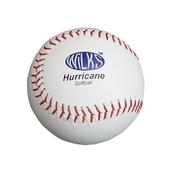 Wilks Hurricane Practice Softball - White