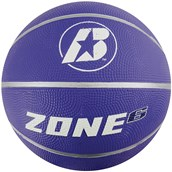 Baden Zone Basketball - Purple - Size 6