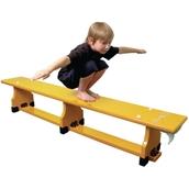 Sure Shot Balance Bench - Yellow - 1.8m