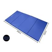 Sure Shot Foldable Mat - Blue - 2.4m x 1.2m x 50mm