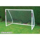 Samba Match Futsal Goal - White - 3 x 2m