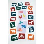 Bumper Animal Themed Stencils