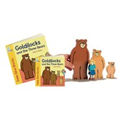 Goldilocks Wooden Character and Story Set