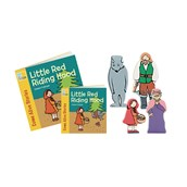 Little Red Riding Hood Character and Story Set