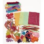 Mixed Media Craft Pack - Brights