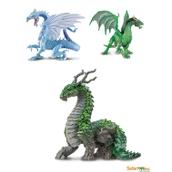 Safari Ltd® Ultimate Dragon Set