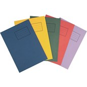 A4+ Exercise Book 24 Page, 10mm Squared, Green - Pack of 50