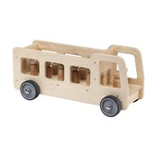 Millhouse Giant Wooden Bus