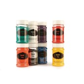 Coloured Sand Shakers - Standard Colours