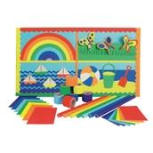 EduCraft Rainbow Wall Bulk Display Pack