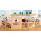 Room Scenes Classroom Set 8
