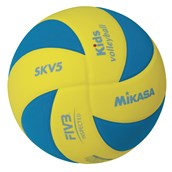 Mikasa SKV5 FIVB Volleyball - Yellow/Blue - Size 5
