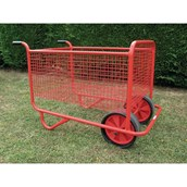 Go Anywhere Equipment Barrow - Red