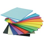 Vivid A4 Assorted Paper Stack - Pack of 500