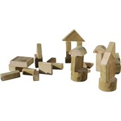 Outdoor Play Blocks - Pack of 25