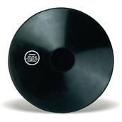 Vinex Rubber Discus - Black - 1.5kg