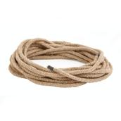 Plaited Skipping Rope - Jute - 41ft