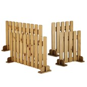 Outdoor Picket Fence Panels Offer