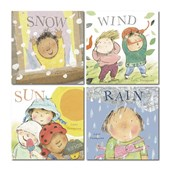 Whatever the Weather Book Pack - Pack of 4