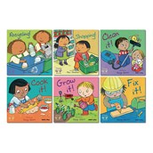 Helping Hands Book Pack - Pack of 6