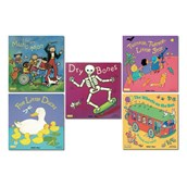 Big Classic Books with Holes Set 1 - Pack of 5