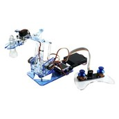 MeArm Kit with Joystick LCD Display and Controller