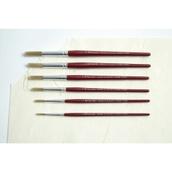 Pro Arte Junior Artist Brushes - Round - Pack of 6