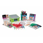 STEM In Action - Silly Straws Challenge Kit