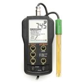 Hanna® HI-8314 Handheld pH, mV and Temperature Meter (Water-Resistant)