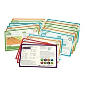 Tri-Golf Resource Activity Cards - Pack of 17
