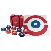 New Age Kurling Game Kit - Red/Blue